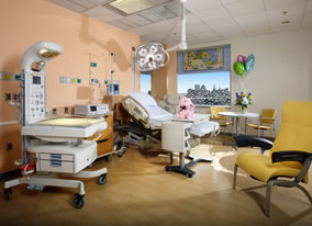 Sinai Hospital Pediatric Emergency Room